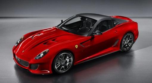 Mobil Ferrari: Kali Ketek: Mobil Sport Ferrari