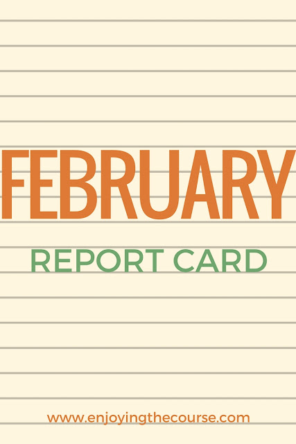 February Report Card