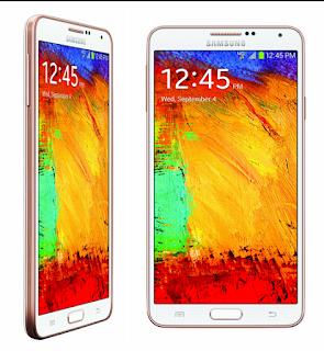 Harga Samsung Galaxy Note 3 Terbaru dan Spesifikasi