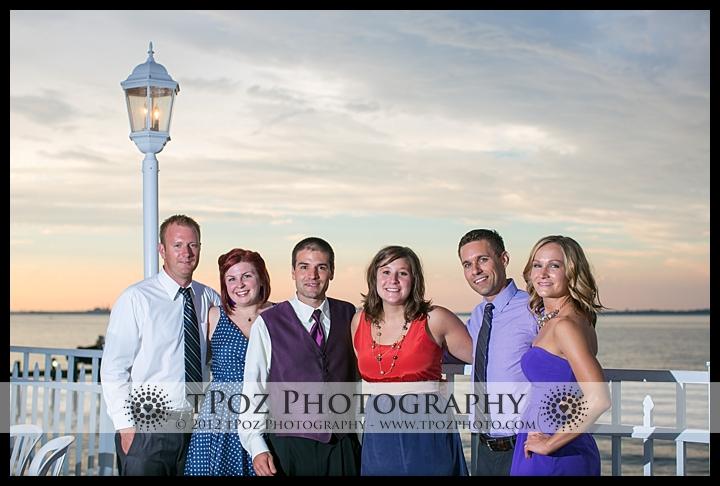 Kurtz's Beach Wedding Reception