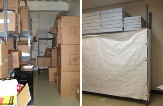 Spicer Art Conservation has helped countless museums and historic sites to improve their storage space and environment