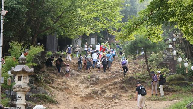 石上げ祭り7