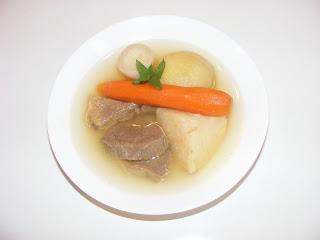Supa de limba de vita retete culinare,