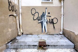 Sunday Street Art : Murmure Street - impasse Saint-Denis - Paris 2