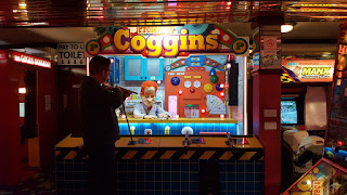 Professor Goggins Shooting Gallery at the Fairworld Amusement Arcade in Cleethorpes
