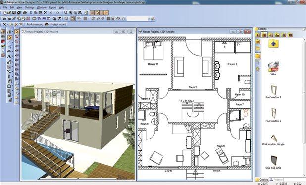 Ashampoo Home Designer Pro 2 V2.0.0 Español [Programa De