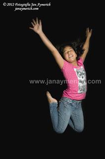 Sesión de fotos infantil: Odalys - Sesión en estudio FJA