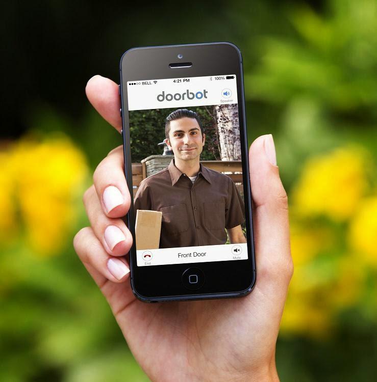 Doorbot App For Iphone