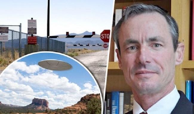 Πρώην αξιωματούχος του Υπουργείου Άμυνας των ΗΠΑ λέει ότι η παρουσία των UFO είναι ένα πρόβλημα που όλοι πρέπει να γνωρίζουν
