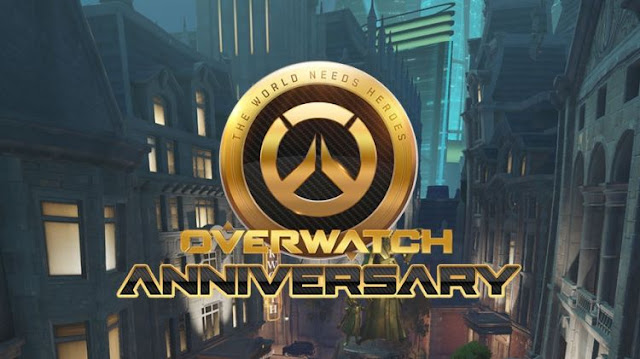 Overwatch Anniversary