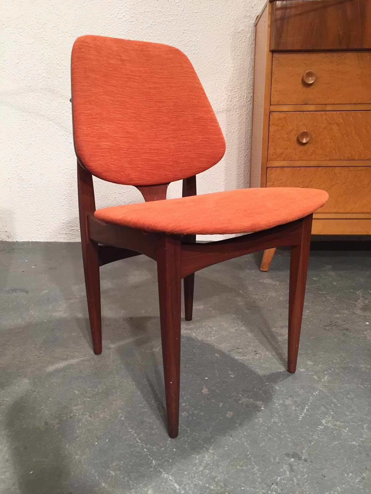 Retro Dining Chairs Ireland How To Make A Princess Chair Ocd Vintage Furniture