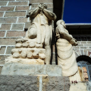 Imagens na Igreja Matriz de São Joaquim