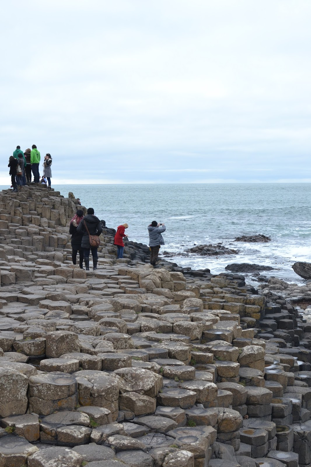 Giant's Causeway, Ireland, Northern Ireland, Basalt columns, volcanic rock, Antrim, causeway coast, amazing, places to see, bucket list, Ulster,