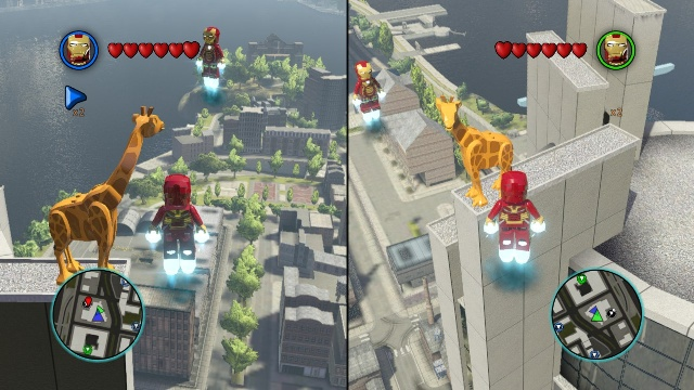Download LEGO Marvel Super Heroes PC Gameplay