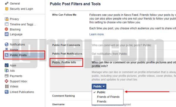 Cara Membatasi Pertemanan Di Facebook
