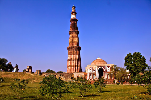 அதிக சுற்றுலா பயணிகளை ஈர்க்கும் குதுப்மினார் | Qutub Minar is more a tourist attraction !