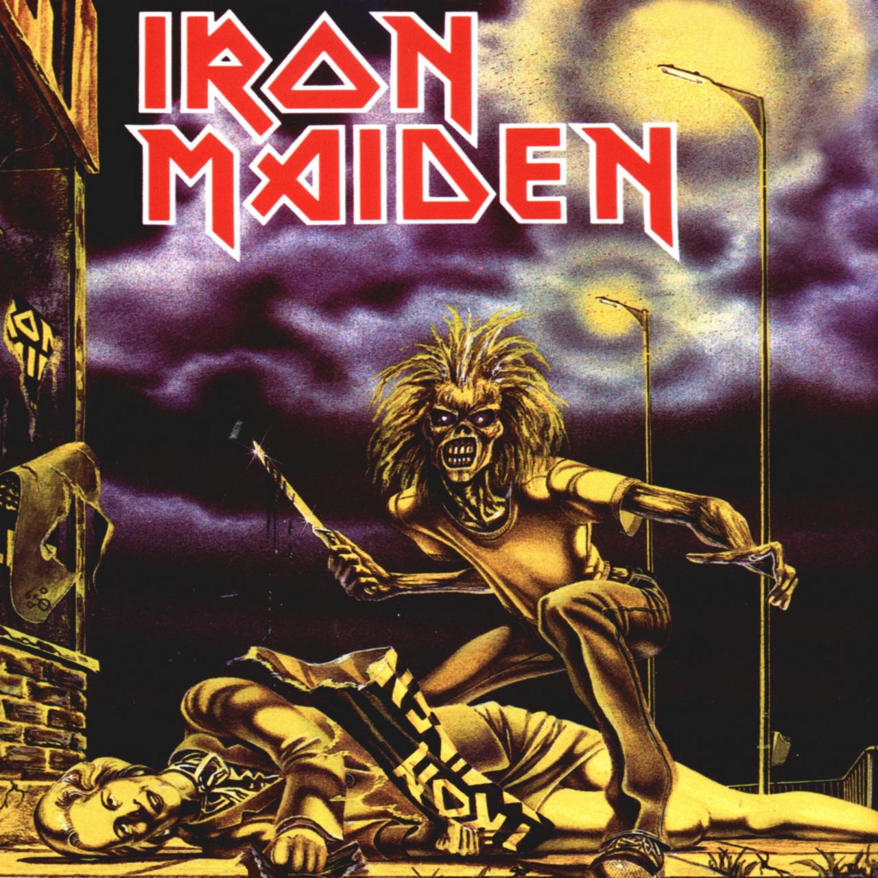 The Sync Whole Iron Maiden