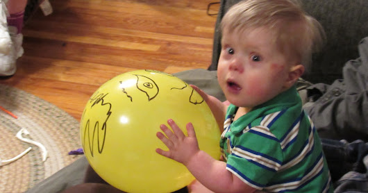 Fun With Balloons!