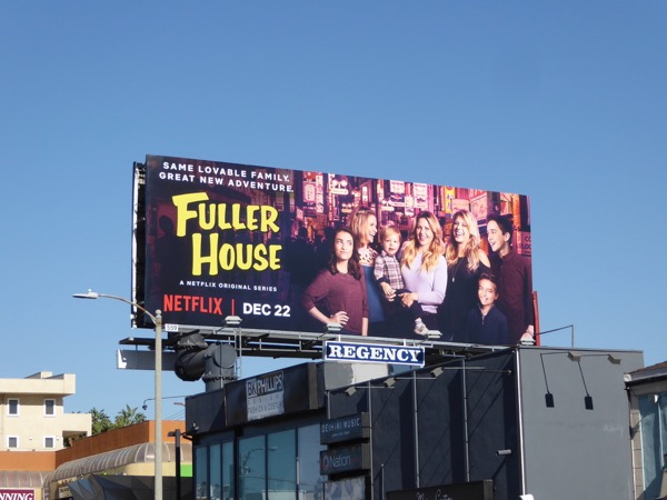 Fuller House season 3 part 2 billboard