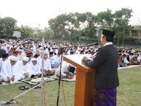 Khutbah Hari Raya Idul Adha 2017 Tentang Ibadah Haji