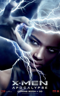 X-Men: Apocalypse Teaser Character Movie Poster Set