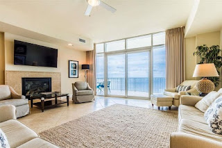 Turquoise Place Resort Condo For Sale Unit C2602 Living Room Orange Beach AL Real Estate