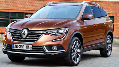 New 2017 Renault Koleos Facelift  second-gen Hd Photos 02