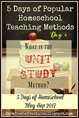 Popular Homeschool Teaching Methods: Unit Study