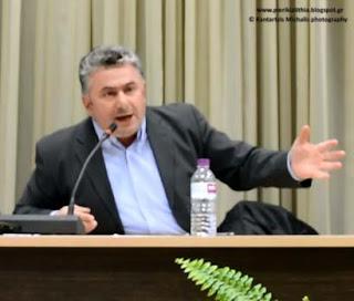 Γιώργος Κυριακίδης: Για άλλη μια φορά η διοίκηση του Δήμου Κατερίνης αποφάσισε για το καλό των δημοτών, ερήμην των δημοτών! (ΒΙΝΤΕΟ)