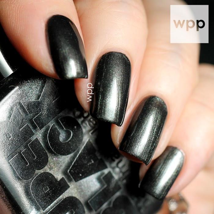 Super Black Lacquer Semi-Automatic