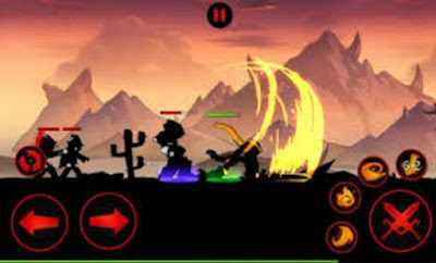 Download League Of Stickman Mod Apk
