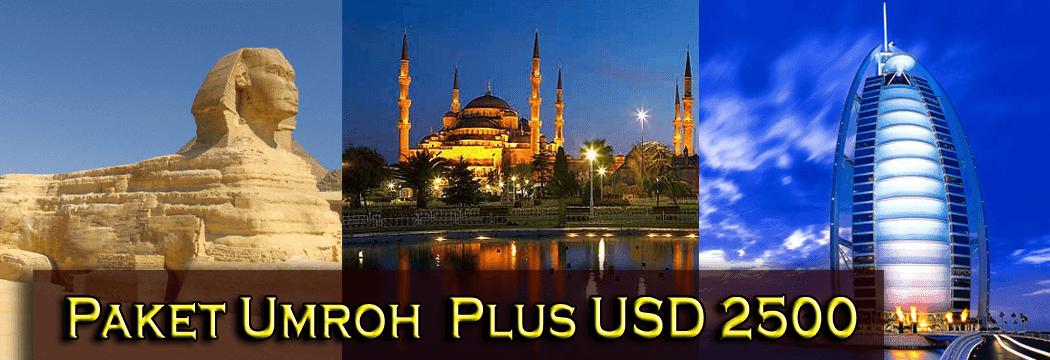 Biaya Paket Umroh Desember 2017