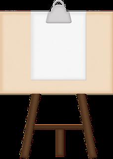 Clipart Pequeños Pintores.