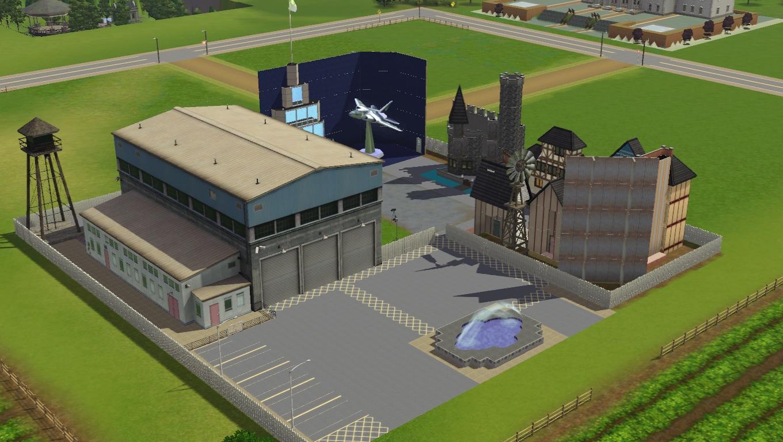 Sims 3 Community Lots Compendium : Sims 3 Film Studios
