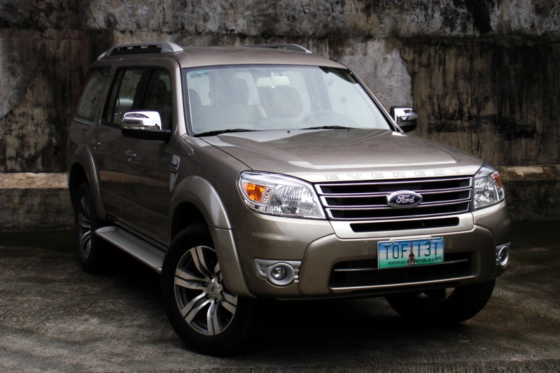 Review 2012 Ford Everest 2 5 Limited Philippine Car