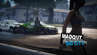 MadOut2 BigCity Online Highly Compressed APK For Android