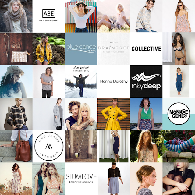 Sustainable fashion brands from A-Z