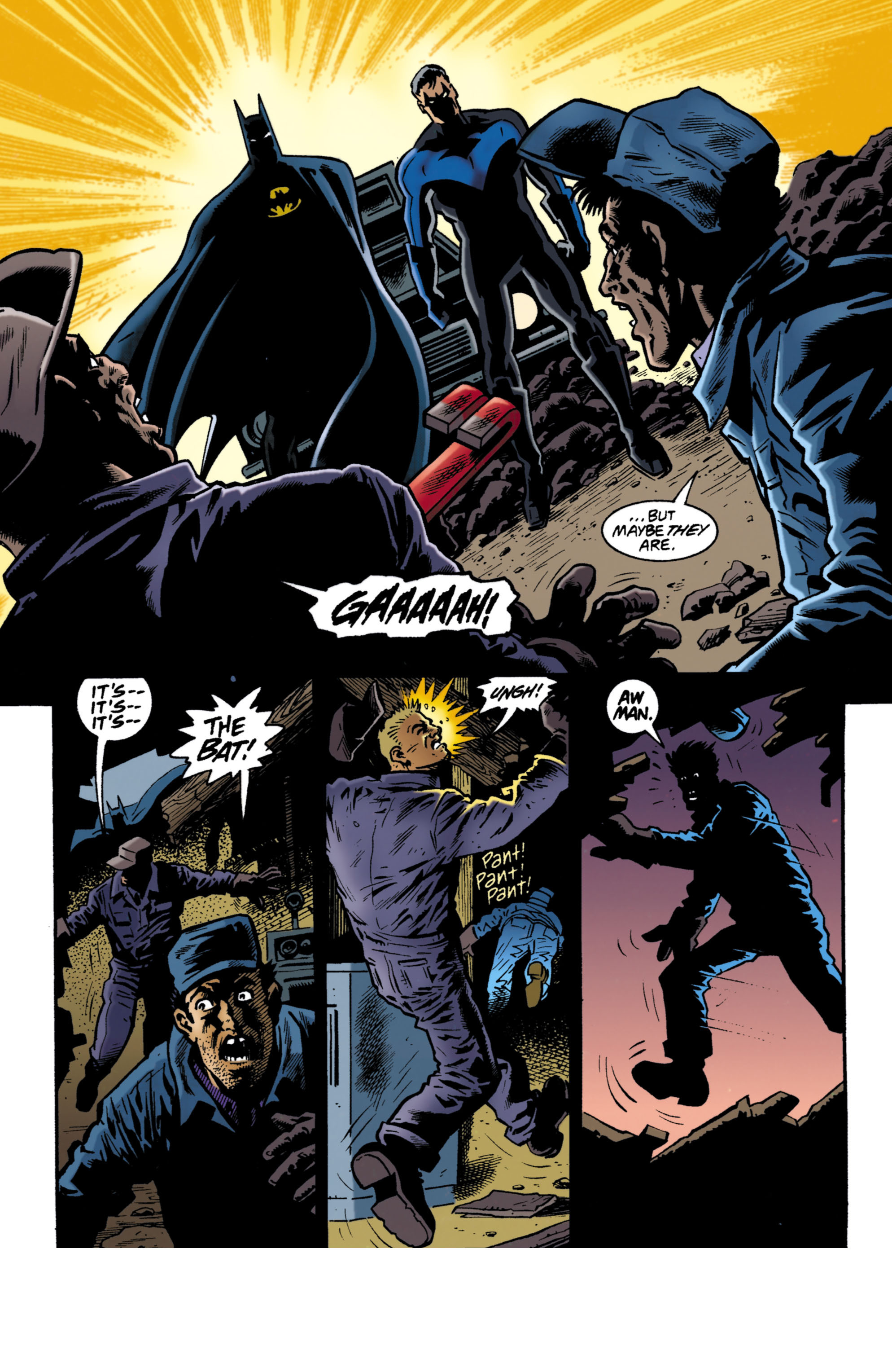 Detective Comics (1937) 724 Page 2