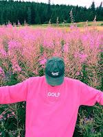 tendencias masculinas verão 2019: Look rosa Neon Masculino