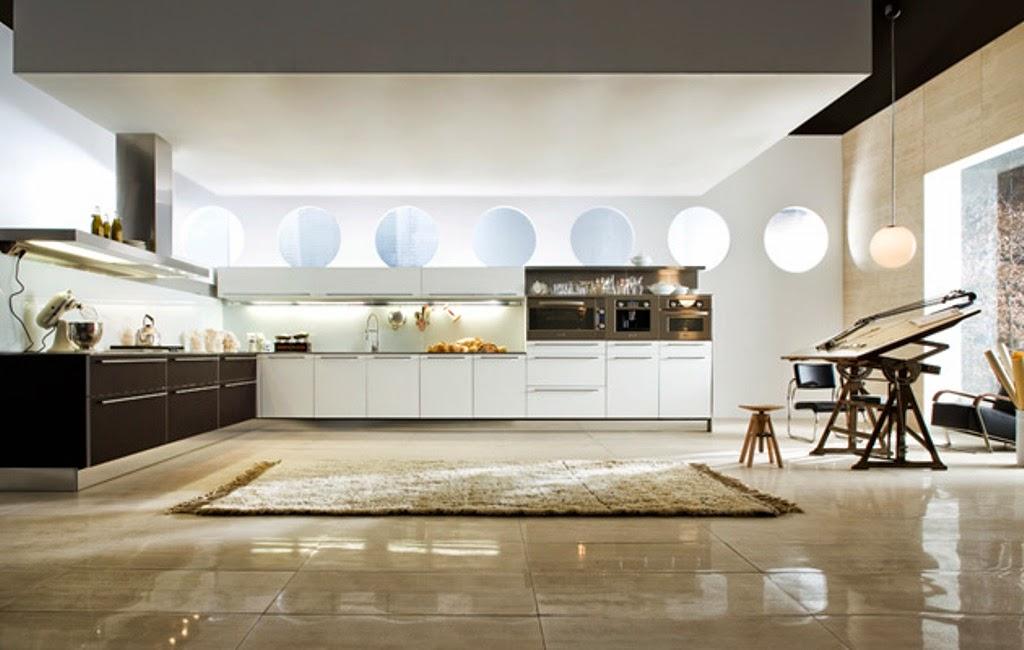 Big Kitchen Design Pictures - Home Decorating Ideas