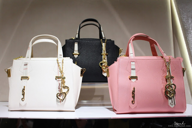 To Celebrate Their 30th Anniversary This Year Carlo Rino Not Only Came Up With Another Beautiful Line Of Handbags And Shoes For Its Fantastical Fantasy