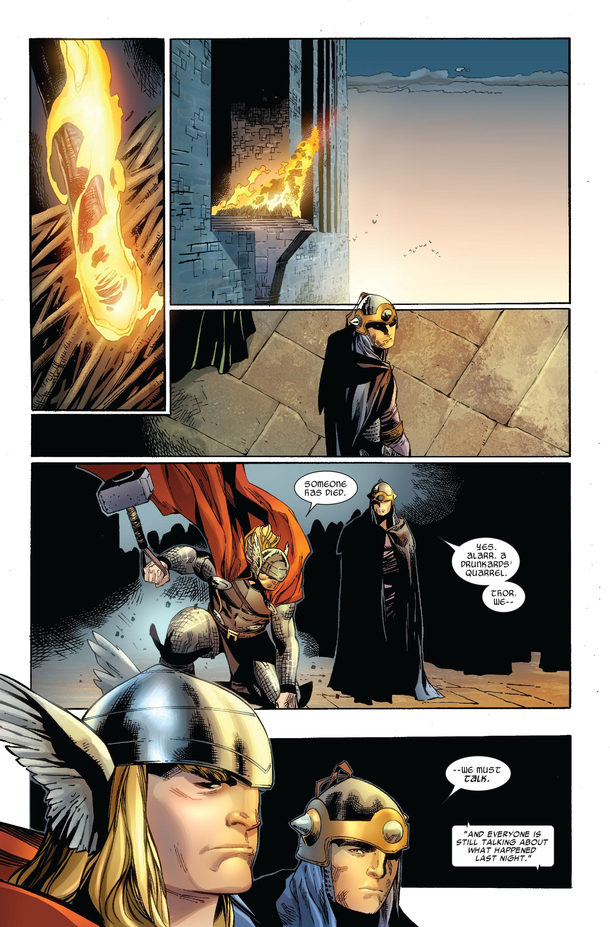Thor (2007) Issue #11 #11 - English 20