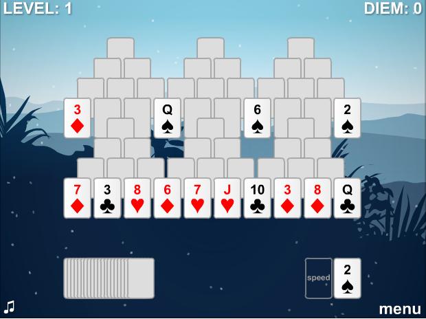 Game Thần bài