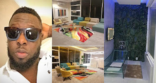 Timaya Finally Moves To His Muilti - Million Naira Mansion.