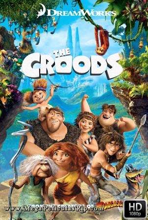 Los Croods 1080p Latino