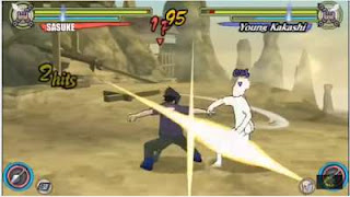 Naruto Shippuden Ultimate Ninja 5 ISO PPSSPP