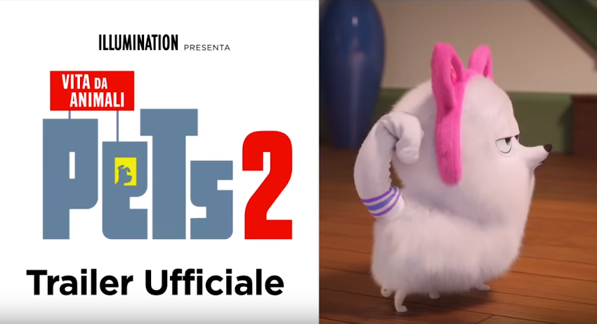 PETS 2 – VITA DA ANIMALI: Trailer 4 [HD]