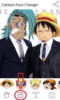 Cara Merubah Wajah Menjadi Toko Anime