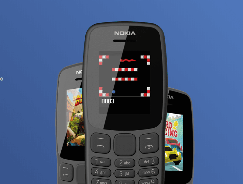 Nokia 106 Characteristic Vociferation Immediately Officially Launched