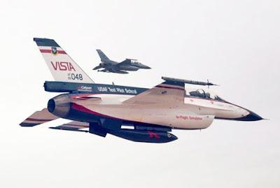 autonomous F-16 wingman